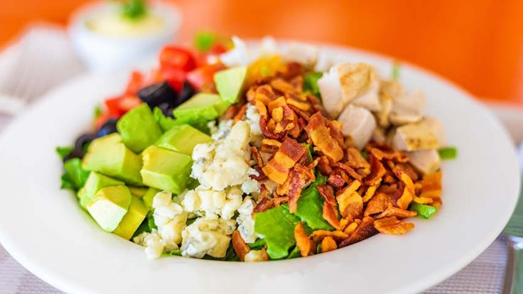 CHIPOTLE COBB SALAD CHICKEN image